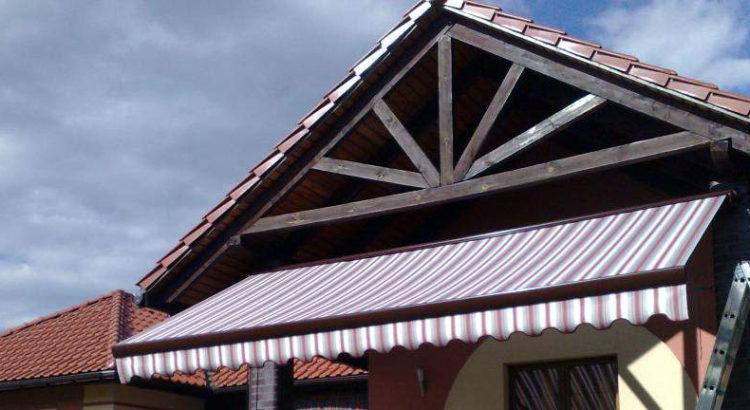 Markiza tarasowa balkonowa