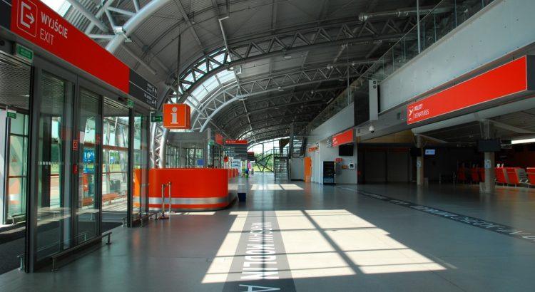 Port Lotniczy Modlin Polska Flowcrete